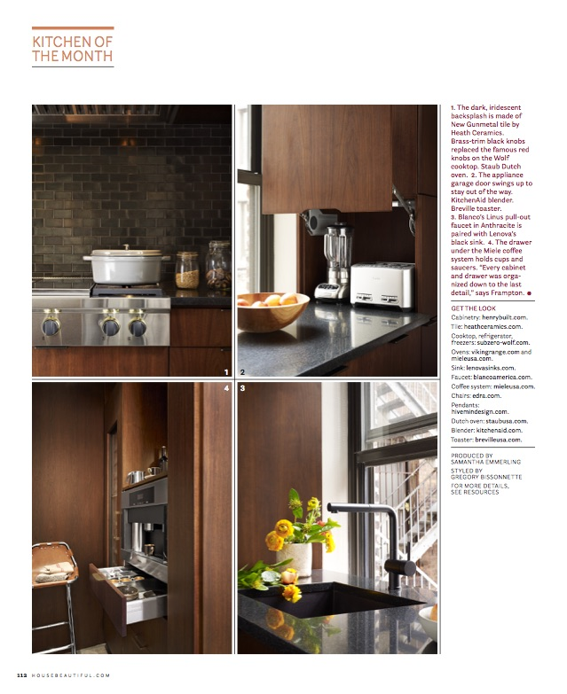 House Beautiful June 2014 3
