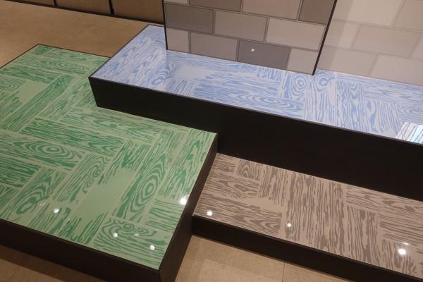 Floor tile fun