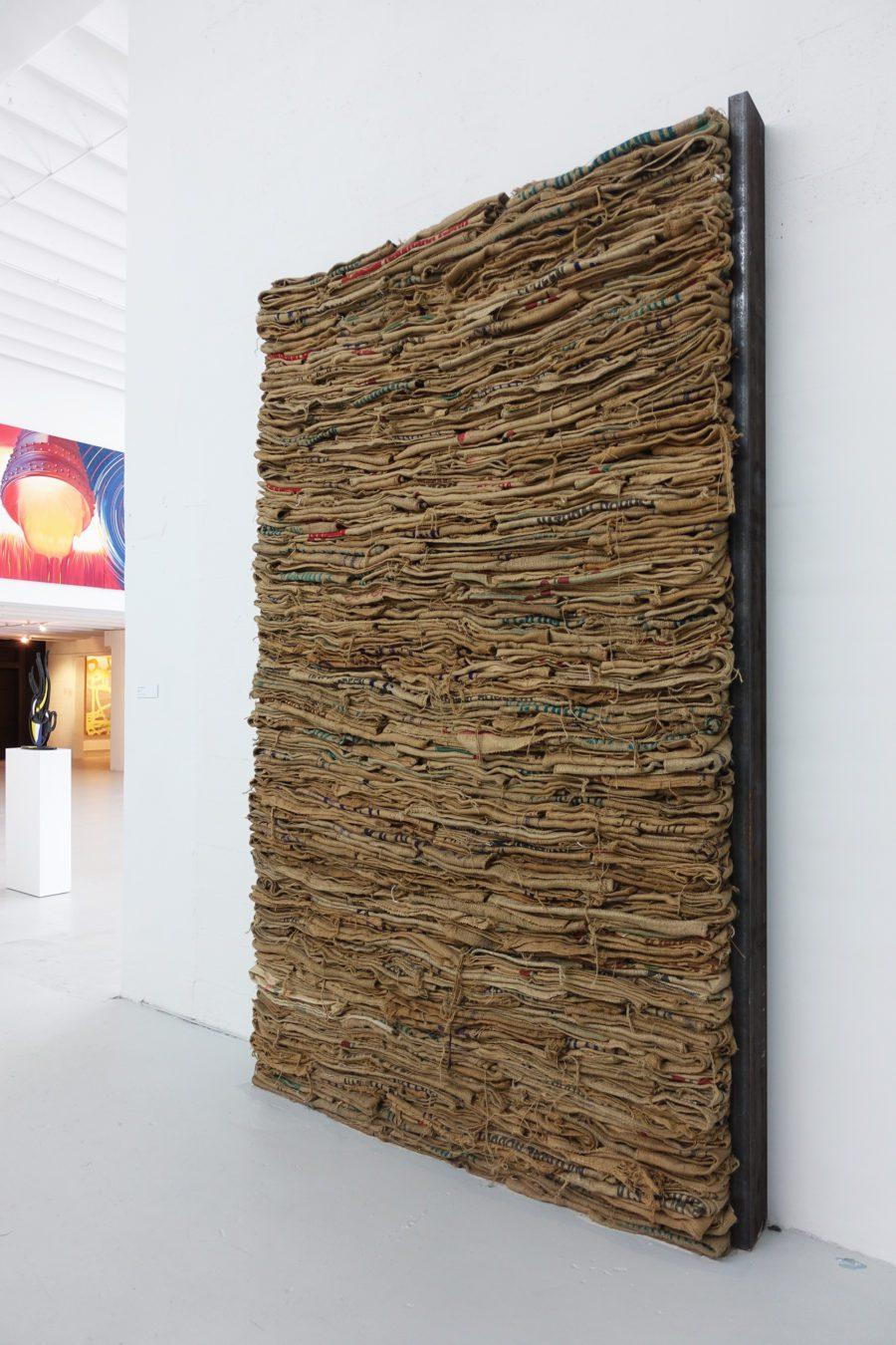 Jannis Kounellis at The Margulies Collection