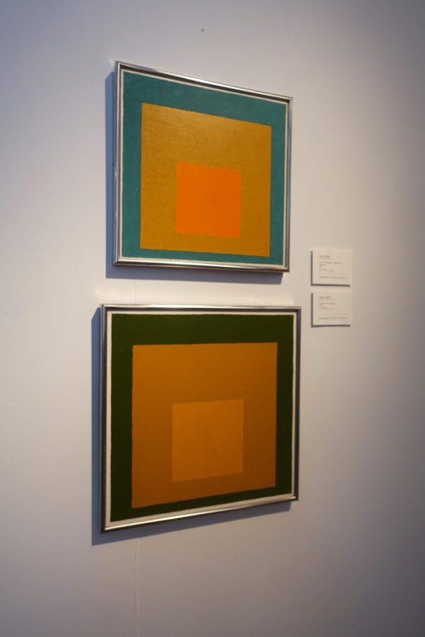 Josef Albers at Art Miami
