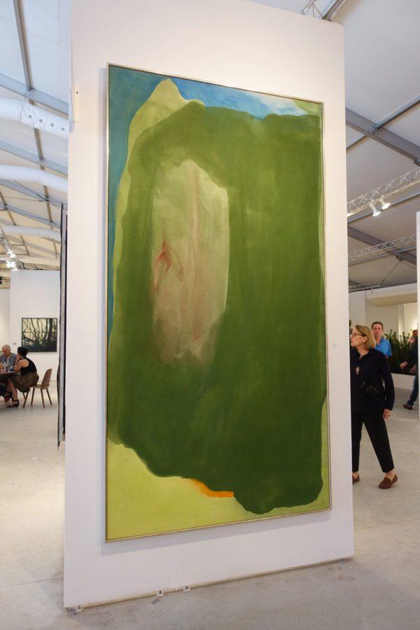 Helen Frankenthaler at Art Miami