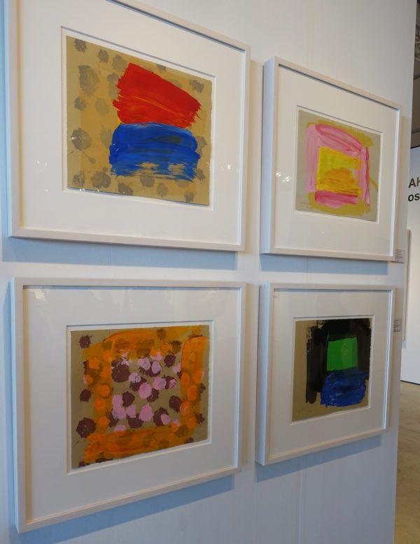 Howard Hodgkin at Art Miami
