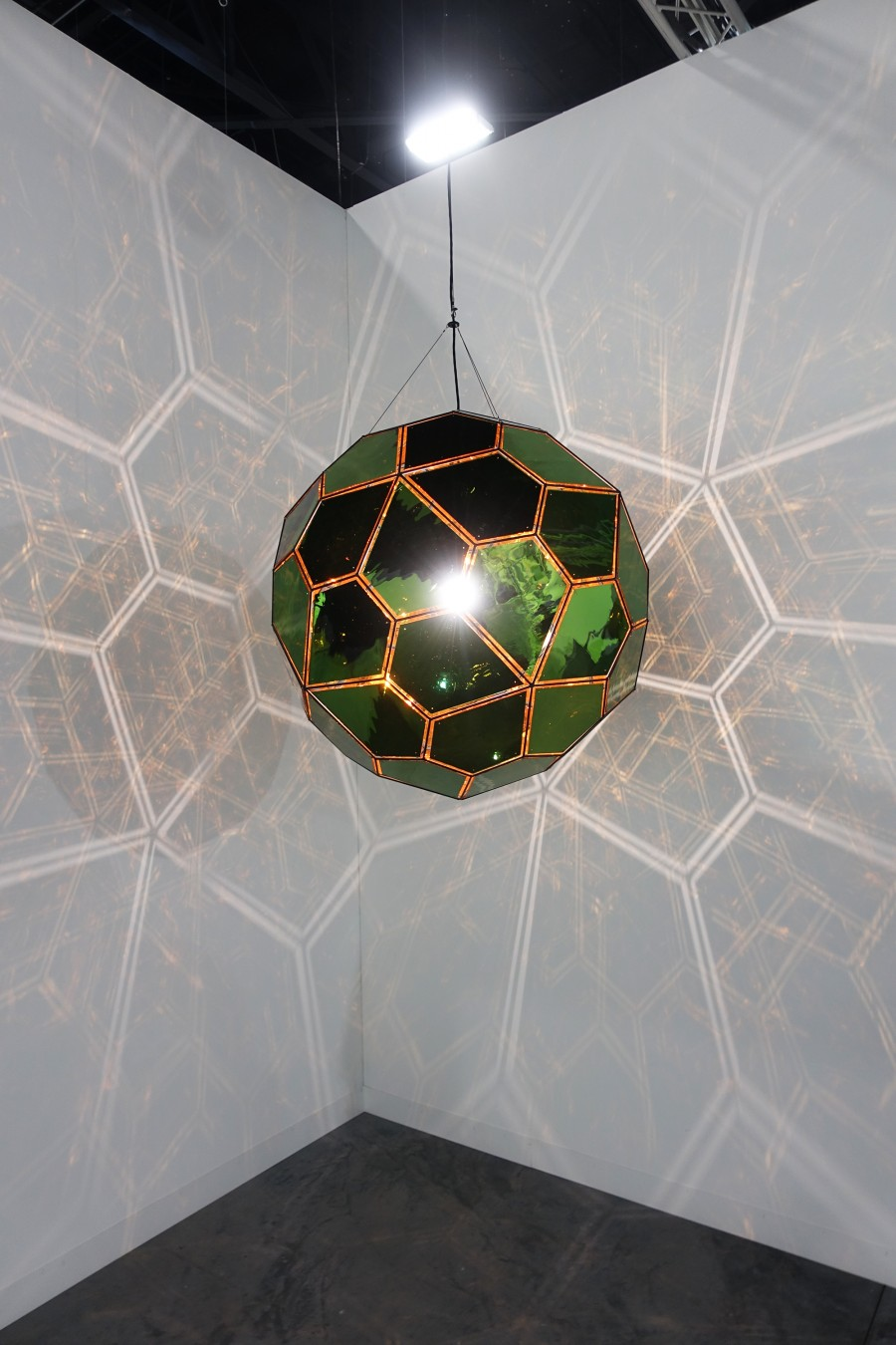 Olafur Eliasson at Art Basel