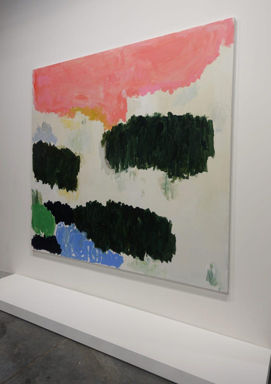 Günther Förg at Art Basel
