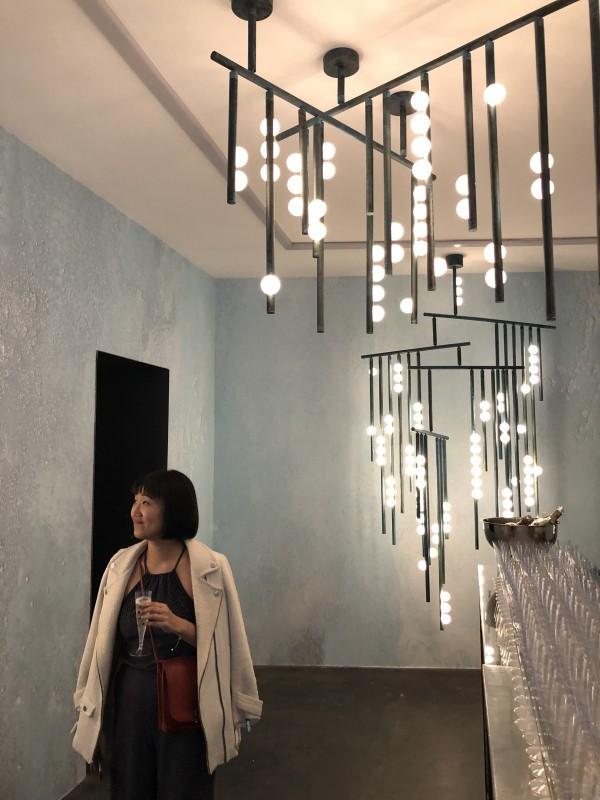 Lindsey Adelman + Calico Wallpaper
